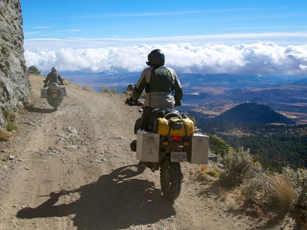 Motorcycle tour in Mexcico